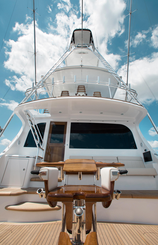 Gt70 Convertible Sportfishing Yacht Hatteras Yachts