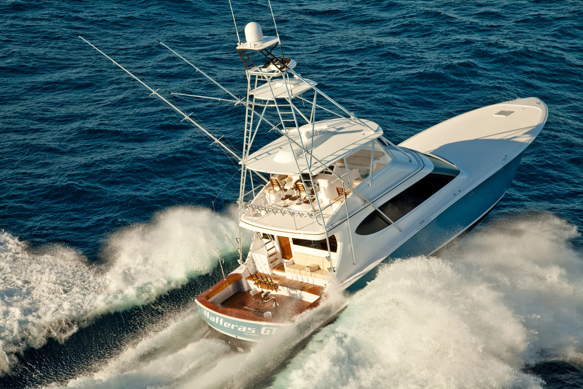 CONVERTIBLE SPORT FISHING BOATS FOR SALE